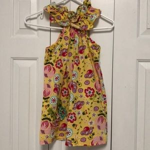 Jelly the Pug Girls Dress Size 6 Sleeveless